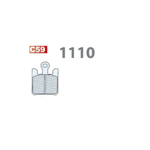 CL 1110C60 BRAKE PAD
