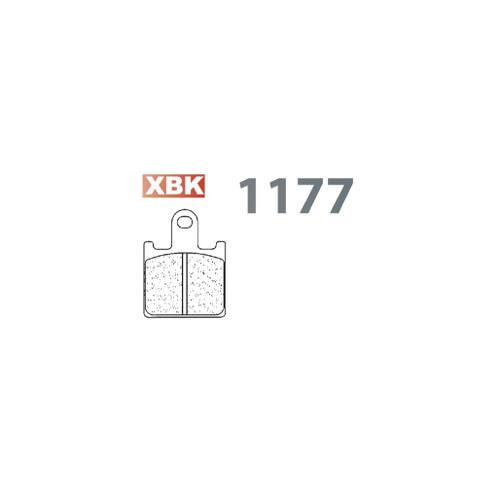 CL 1177XBK BRAKE PAD