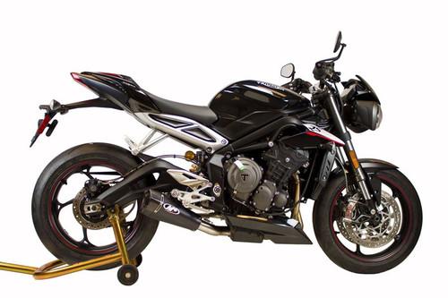 M4 RM1 Black Slipon Speed Triple TR6023