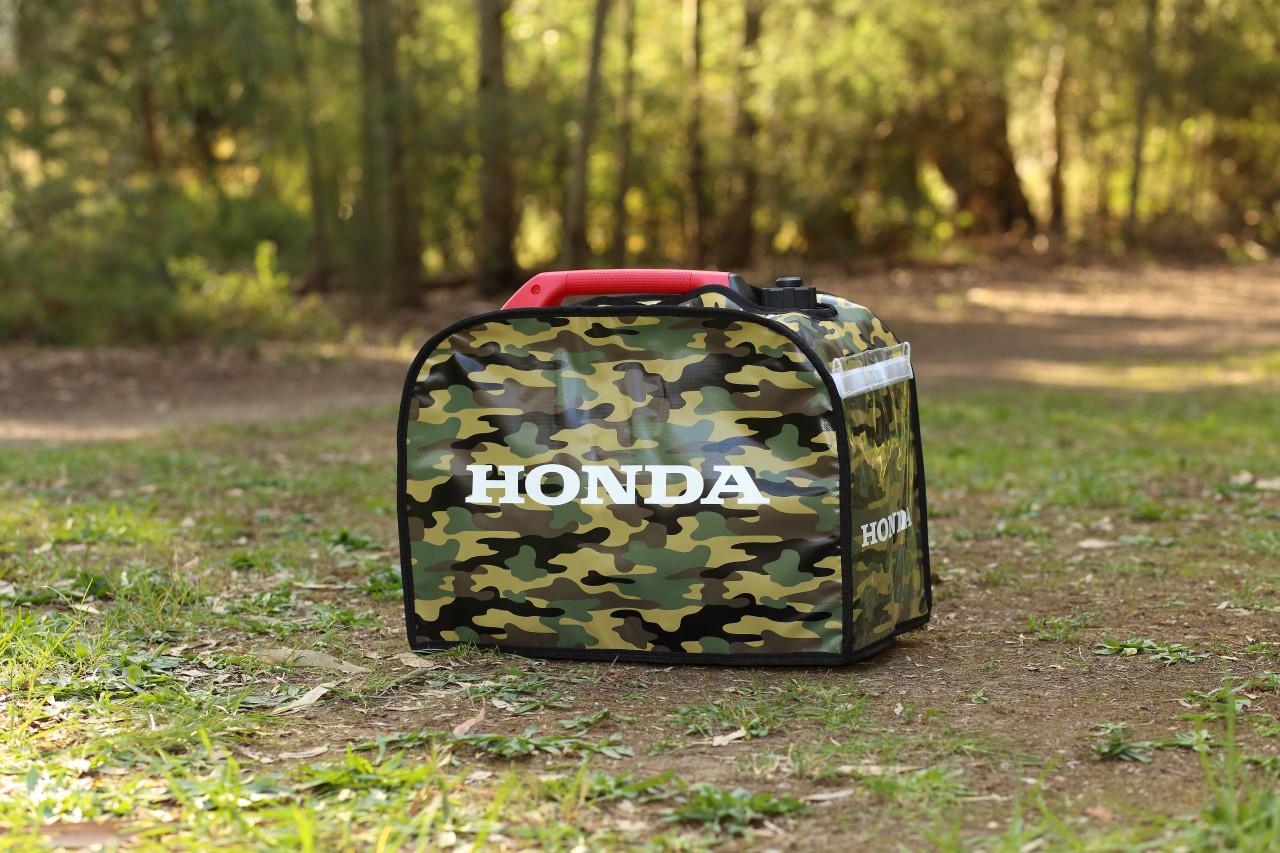 Honda Eu10i in Camo Bag