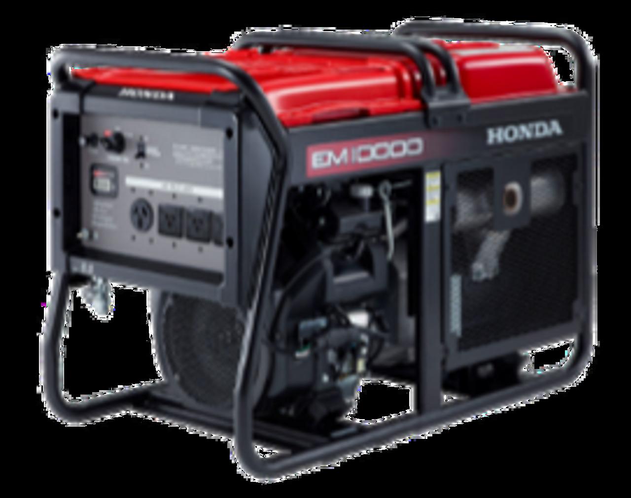 Honda EM10000K1 Portable Industrial Generator