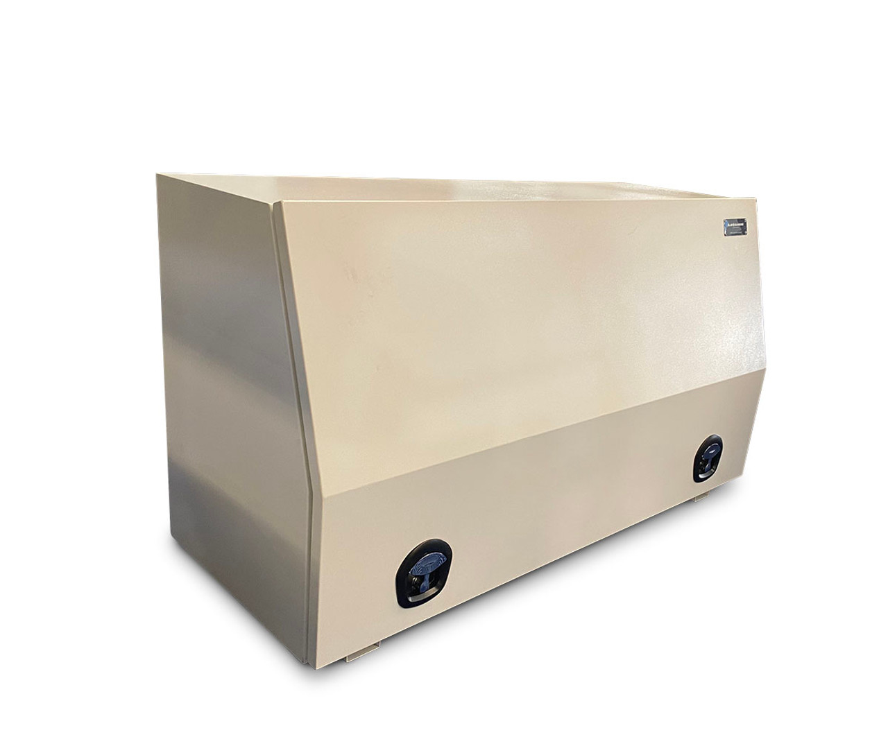 White Steel Mine Series Tool Box with Drawers- W1500