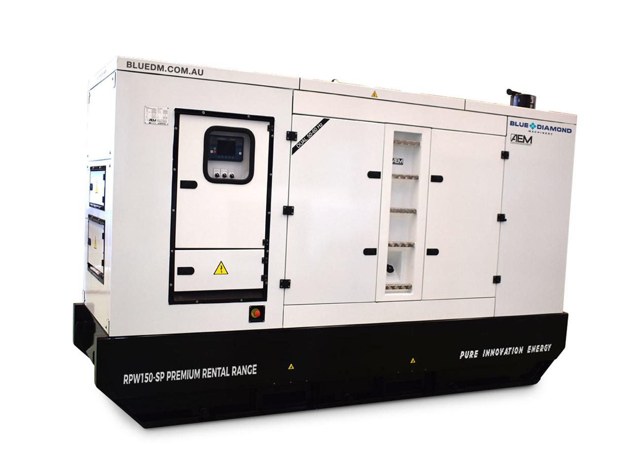 AEM Premium Rental Generator 150 KVA - RPW150SP/NC
