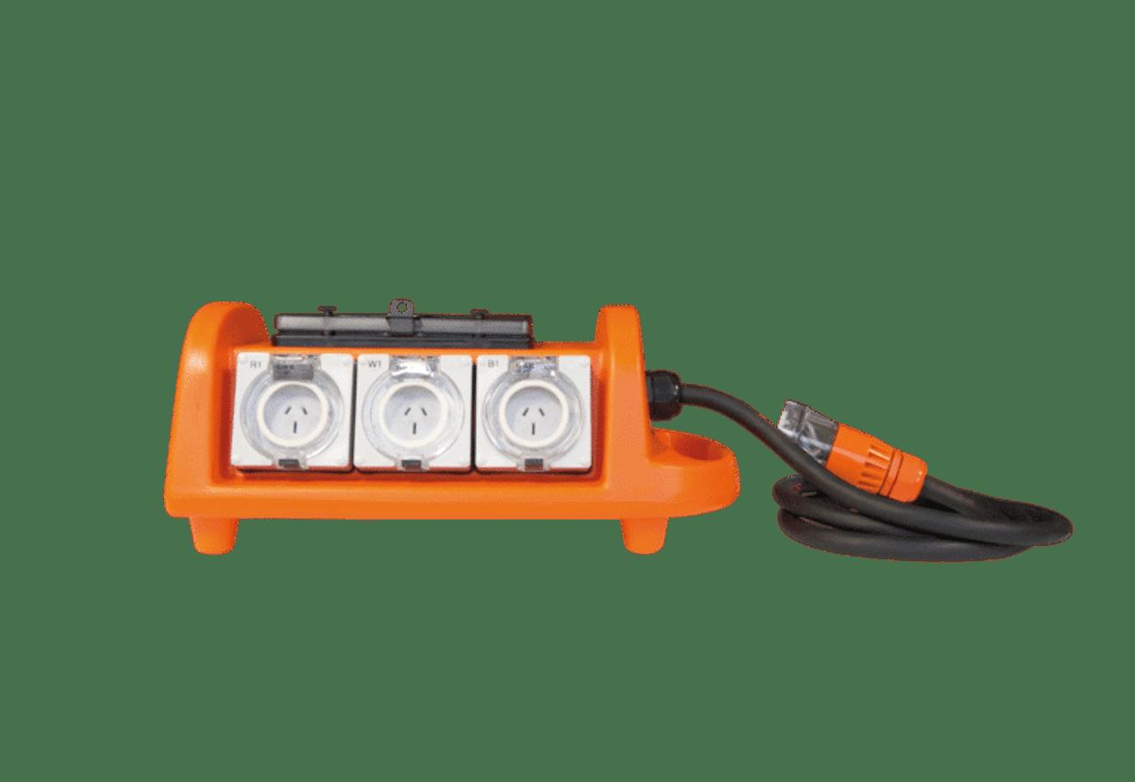 BDM32A Portable Power Distribution Board