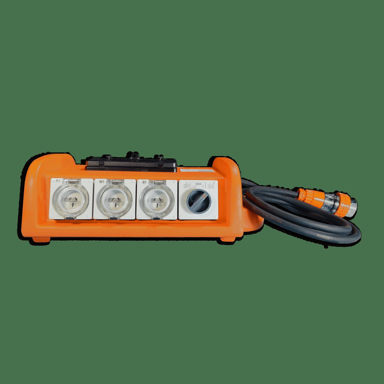 BDM Mini - Portable Power Distribution Board