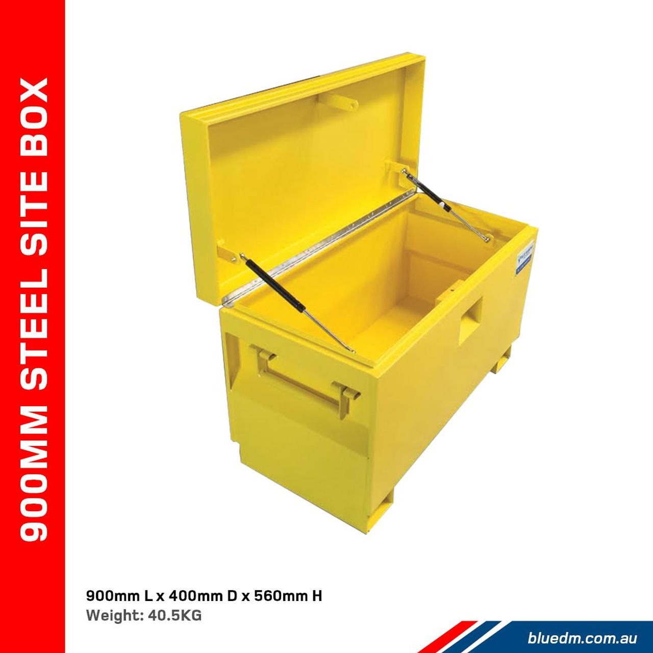 steel tool check to- secure storage for your tools
