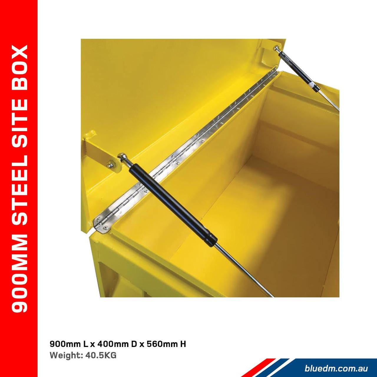 Job Site Steel Tool Box -Chest 900MM