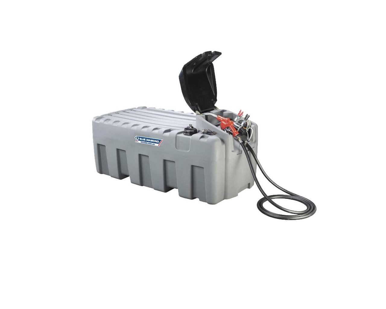 600L Poly Diesel Fuel Tank with Pump