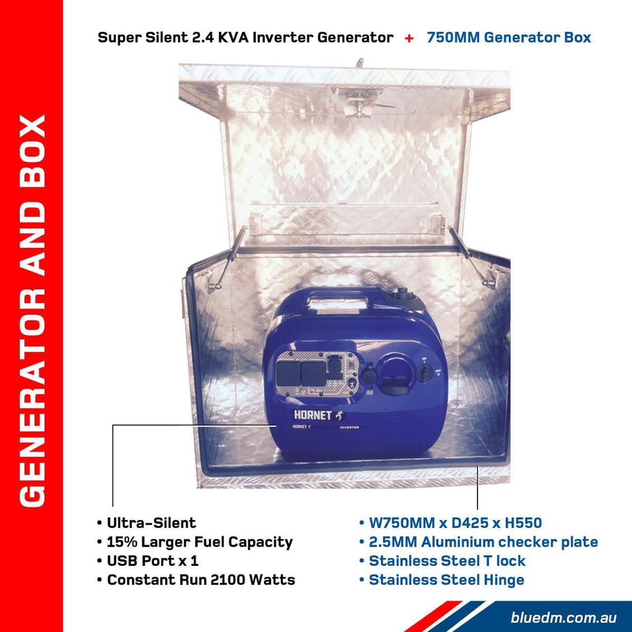 free inverter generator cover