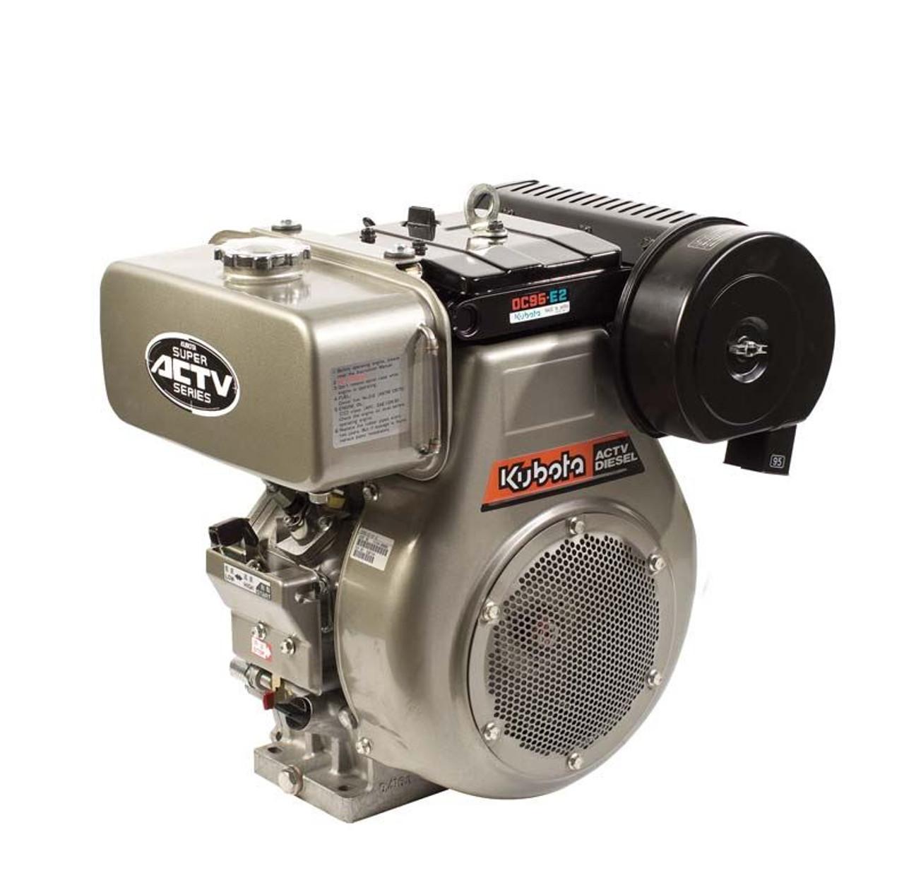 Kubota Engine OC 95 9.5HP