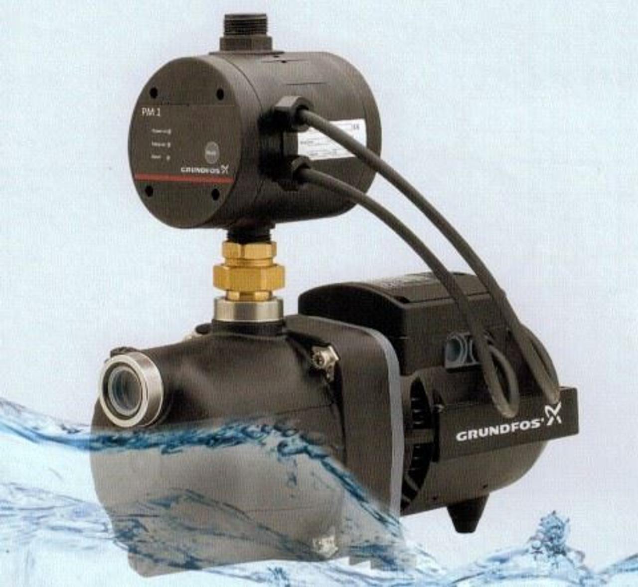 Grundfos JPC 3 Pump with PM1 Control 0.6kW