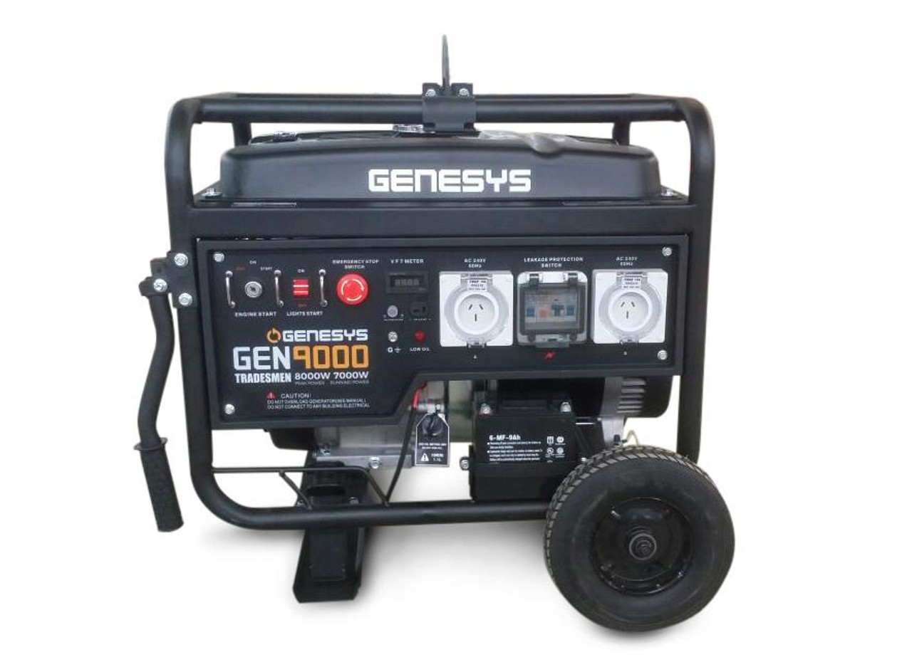 16HP Trade Series Portable Generator