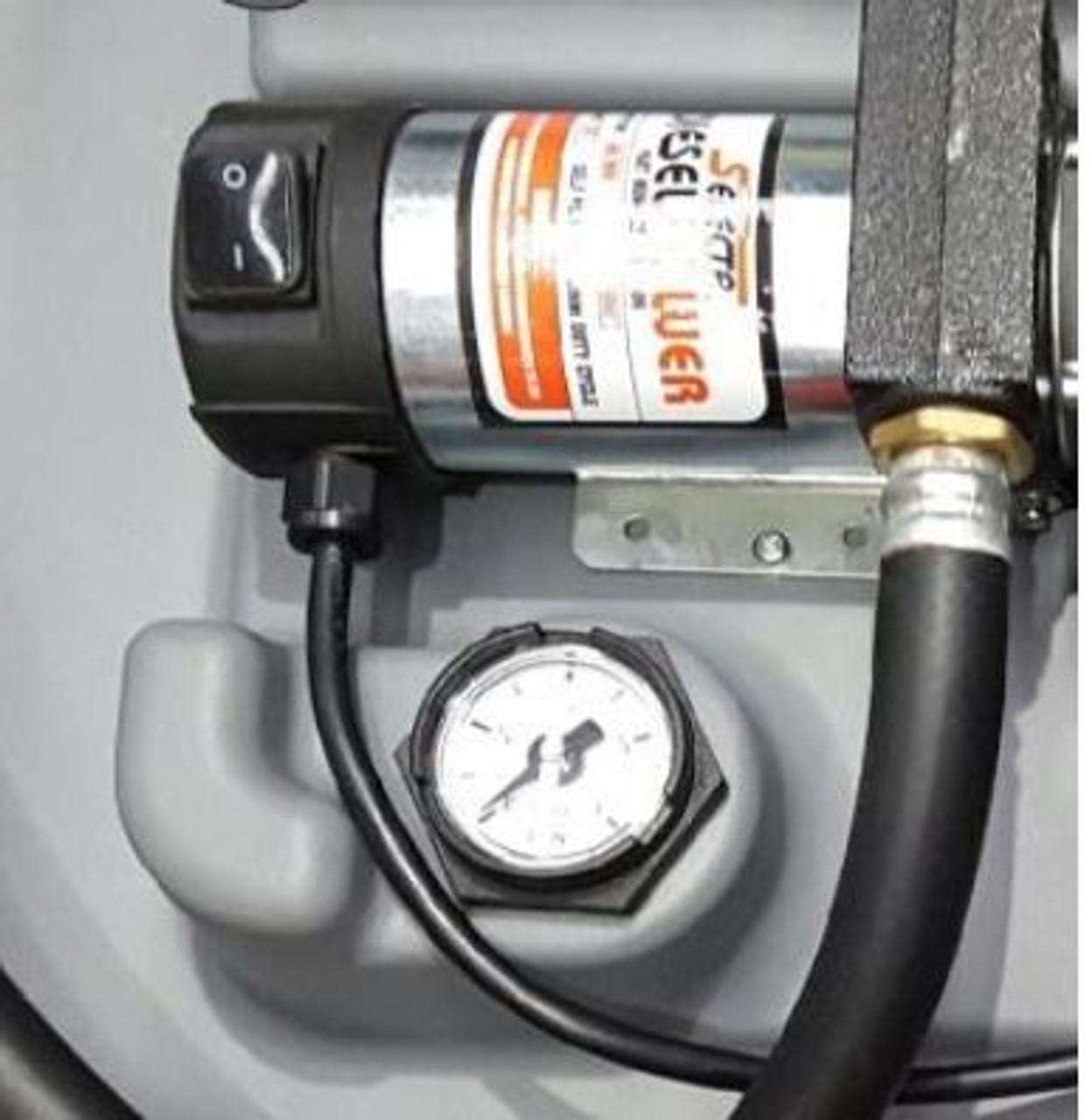 Diesel Fuel Tank for Utes