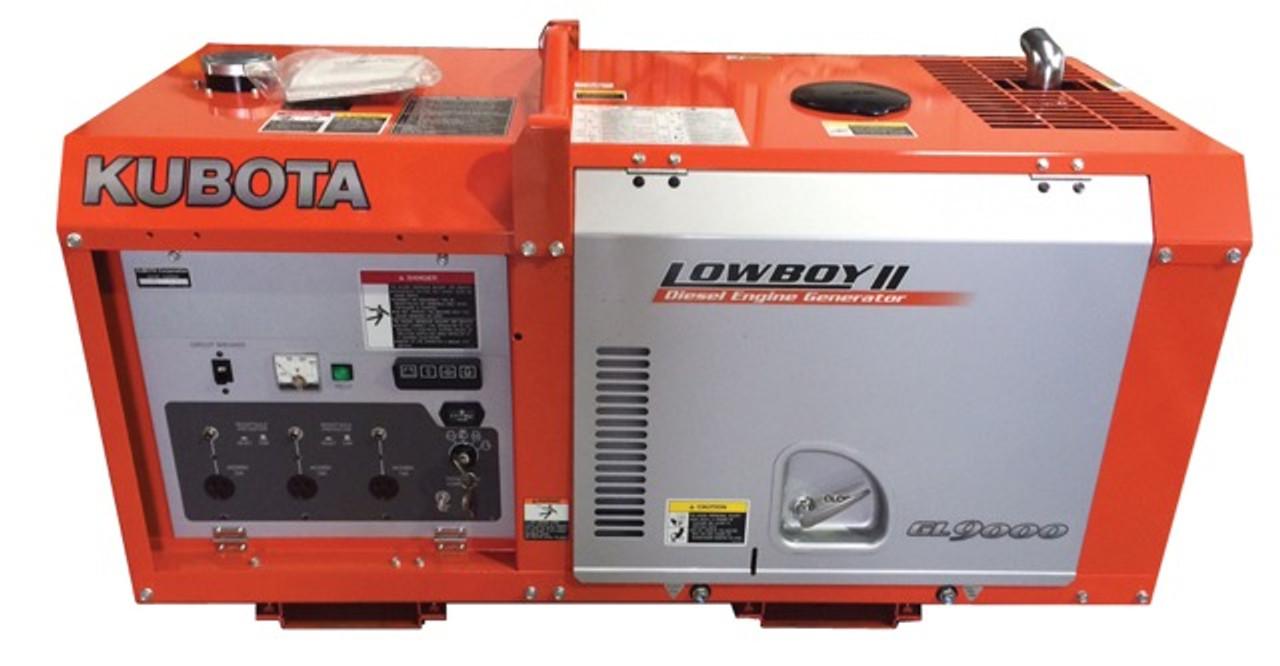 Lowboy comes with 28 Litre Fuel Tank