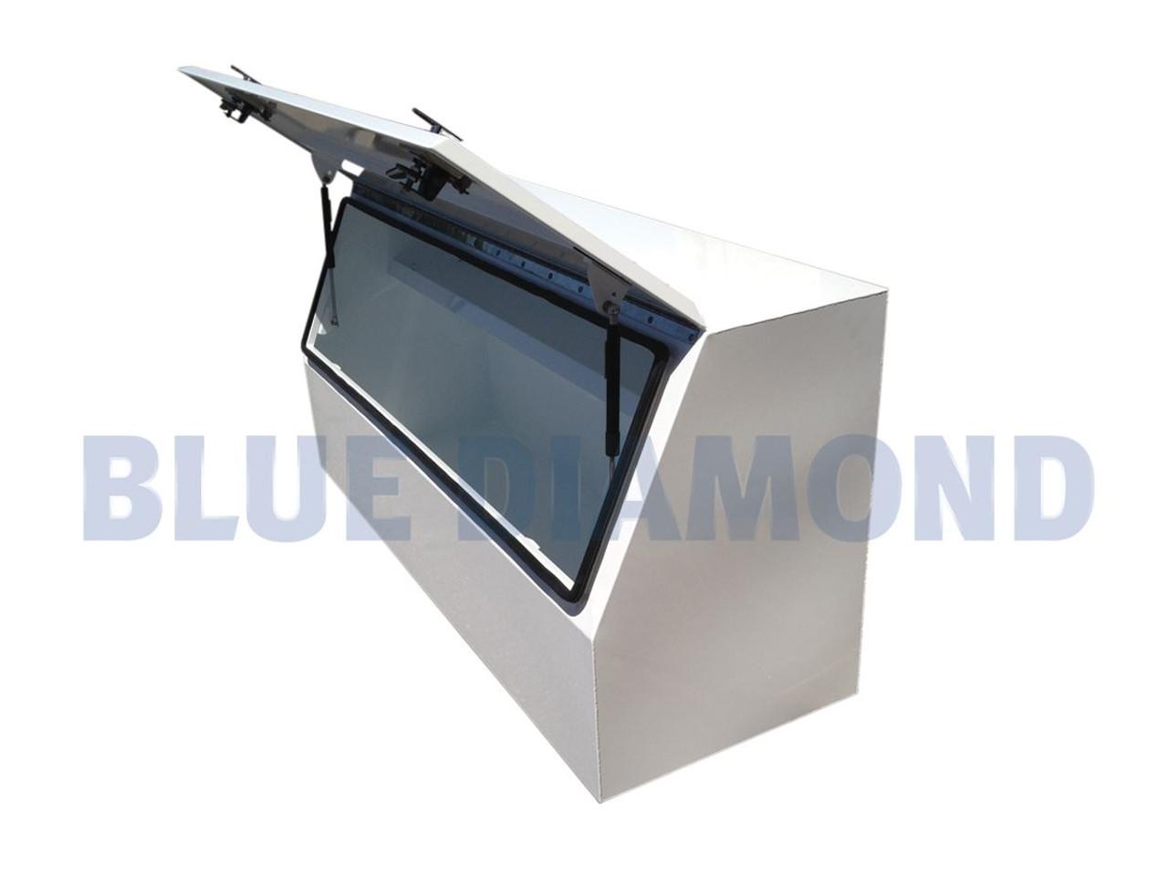 Steel Tool Box-Half Door 900mm- UTE or Truck