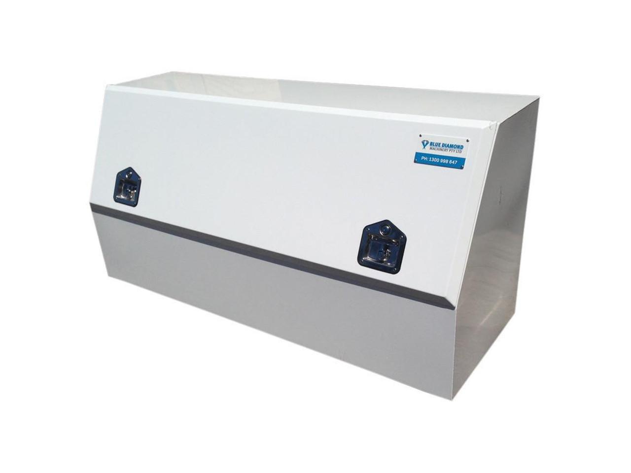 Steel Tool Box - Half Height Door for UTE or Truck
