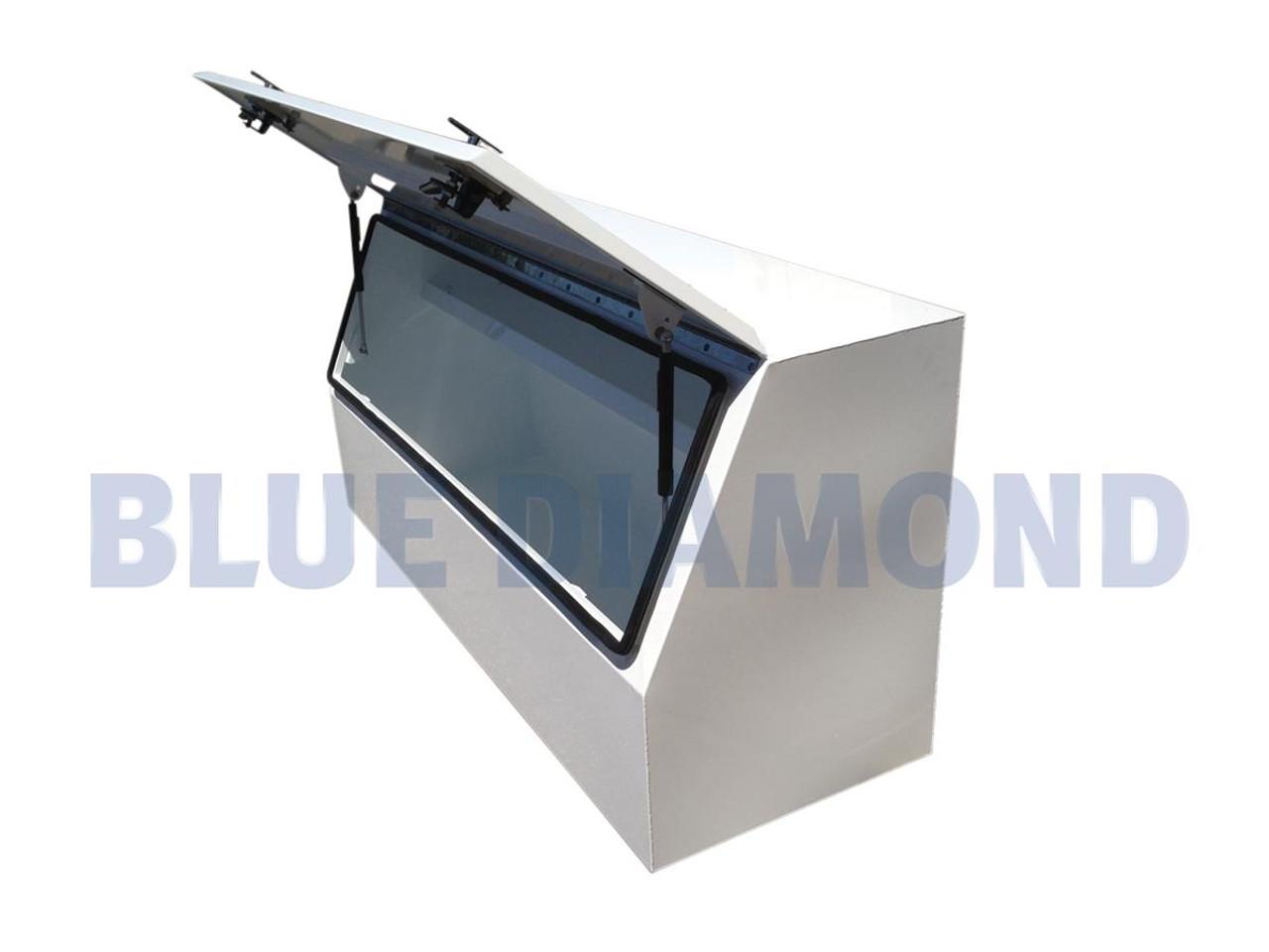 Steel Tool Box Half Door W1220- Ute & Truck