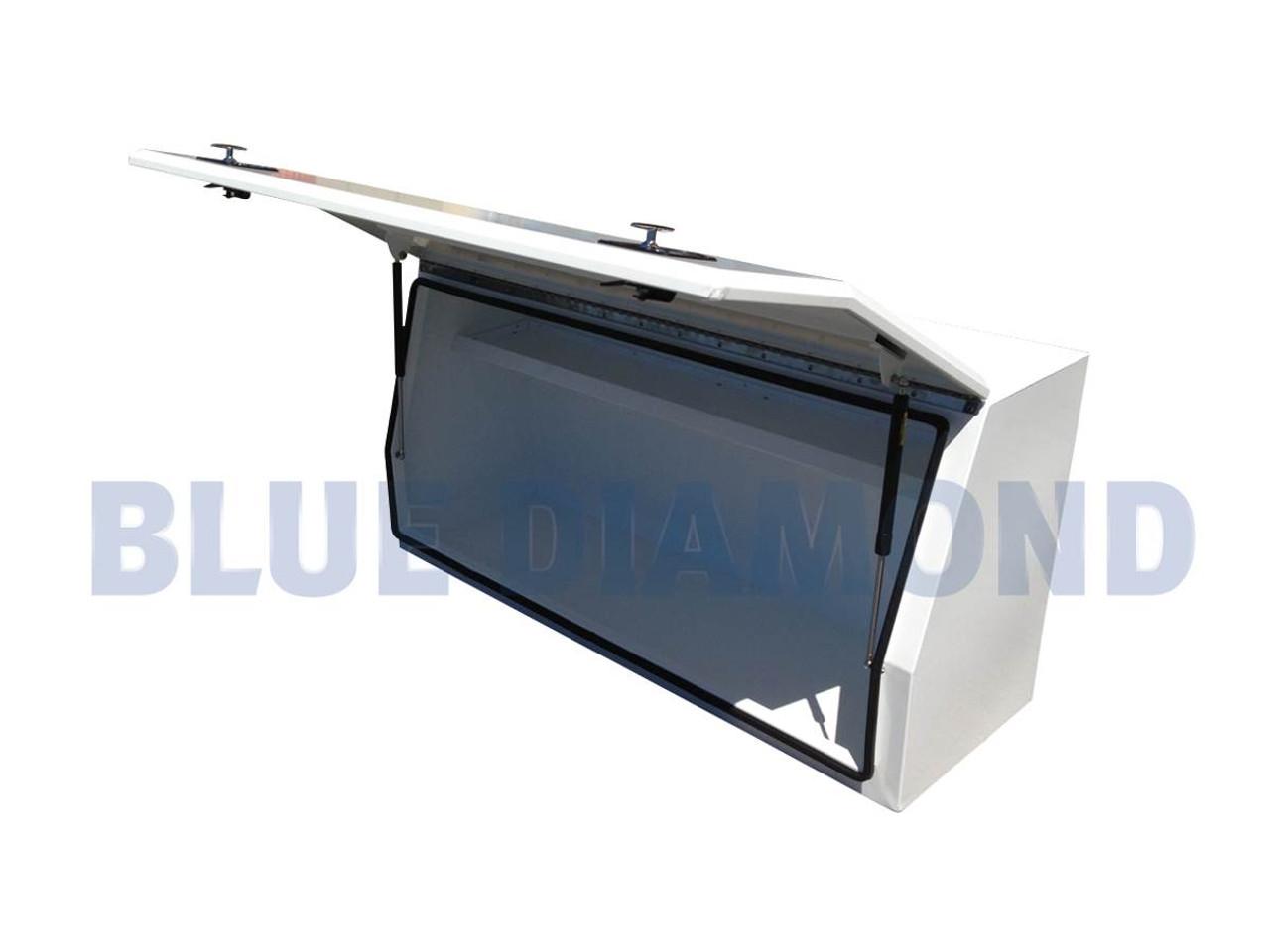 Steel Tool Box Full Door W900- Ute & Truck