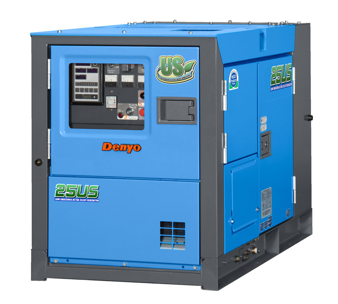 DENYO 25KVA Diesel Generator - 3 Phase - G600160 - Ultra Silenced