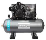 Atlas Copco Piston Air Compressor - 10HP, 36FM, 270L