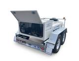1000L Portable Self Bunded Diesel Trailer