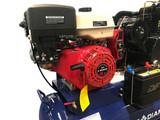 Piston Air Compressor- Petrol 15HP 42 CFM 160L 145 PSI