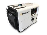 6kva Portable Diesel Generator