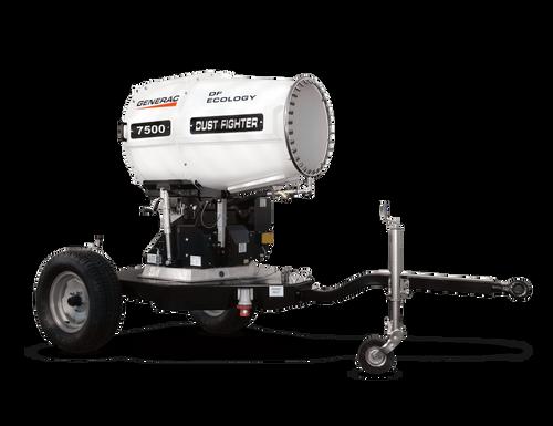 Generac DF-7500 Dust Fighter - Trailer Mounted
