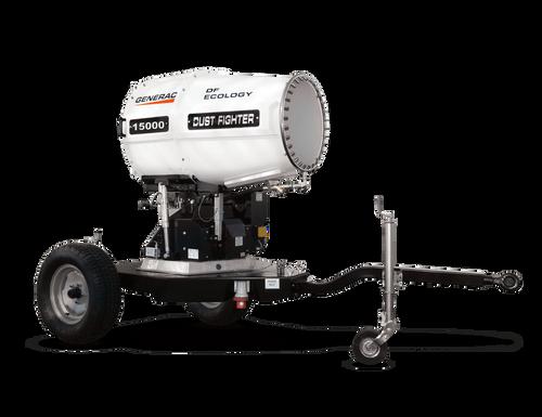 Generac DF 15000 Dust Fighter - Trailer Mounted