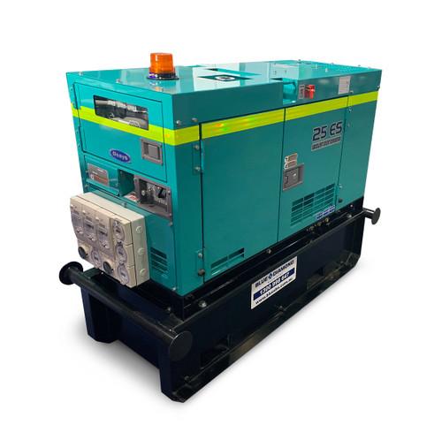 Denyo 3 Phase Diesel Generator