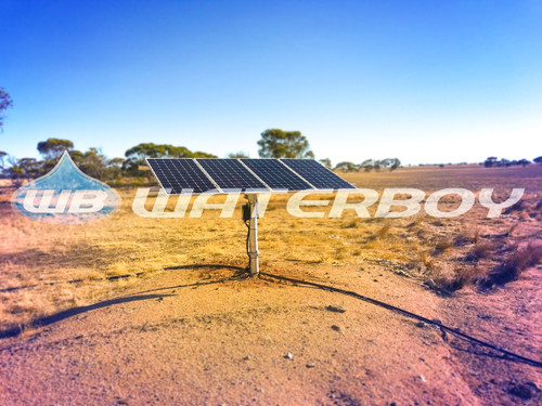 Waterboy 3HR300 Solar Water Pump