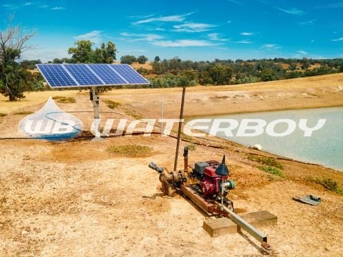 Waterboy 4CSS7-8-1000 Solar Water Pump