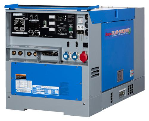 DENYO Welder-Generator 15KVA-DLW-500LSW