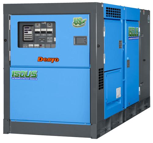 DENYO 150KVA Diesel Generator - 3 Phase - DCA-150USK3 - Ultra Silenced