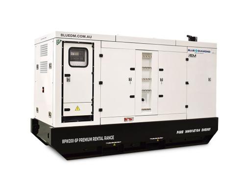 AEM Premium Rental Generator 200 KVA - RPW200SP/NC