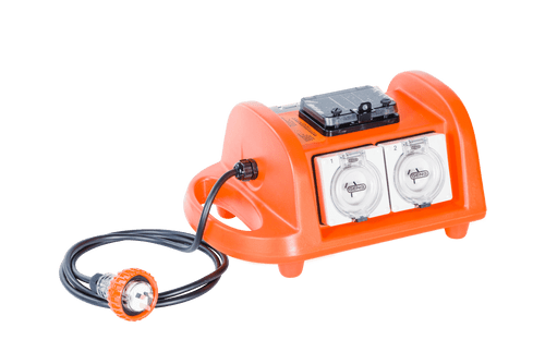 BDM10A/4 Portable Power Distribution Board