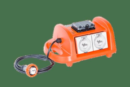 BDM15A/4 Portable Power Distribution Board