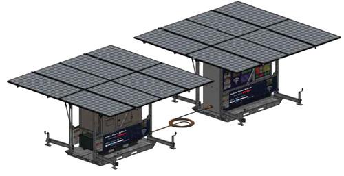 Hybrid Power System HPS45