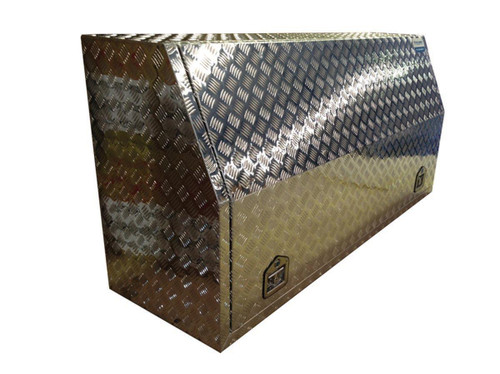 Full Door Aluminium Tool Box for UTE or Truck
