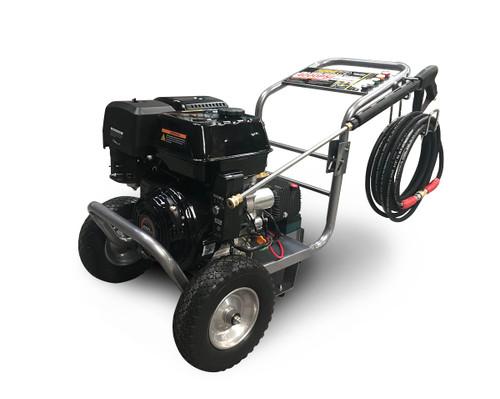 Petrol Pressure Washer 4000 PSI 15HP Key Start