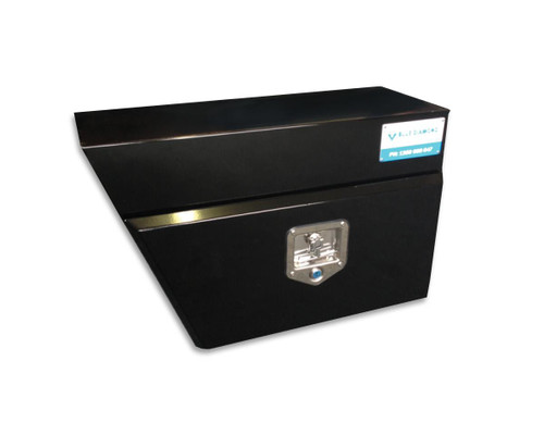 underbody steel Tool box- left hand side- for Truck or UTE