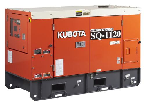 Kubota SQ3200 Generator 20 KVA 3 Phase