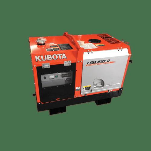 6KVA Kubota Lowboy Diesel Generator
