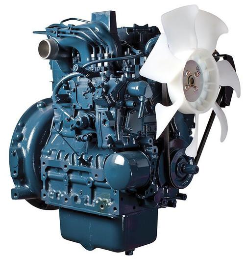 Kubota Engine D1403 - 29HP
