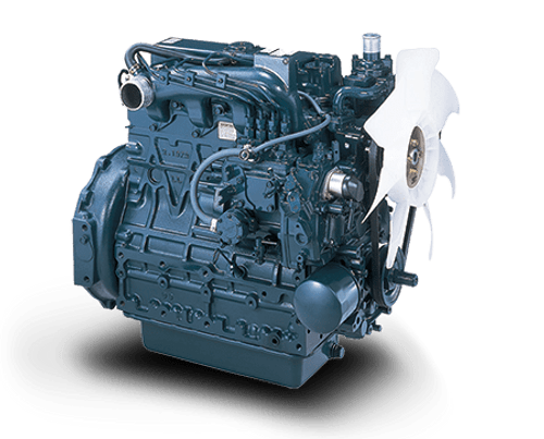Kubota Engine V2203 - 46HP