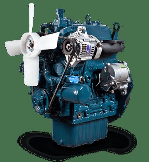 Kubota Engine D1105 - 25HP