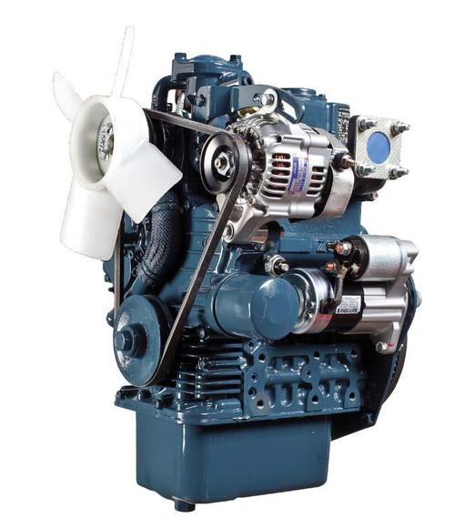 Kubota Engine Z602 - 15.5HP