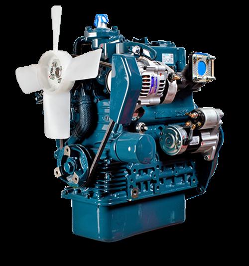Kubota Engine D902 - 23.5HP