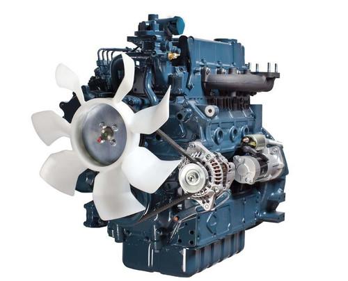 Kubota Engine V3300 - 68HP