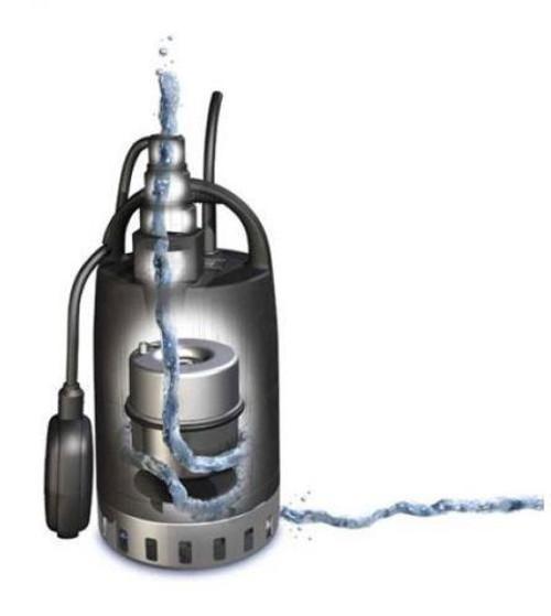 Grundfos Unilift Submersible Drainage Pump CC 7-A1